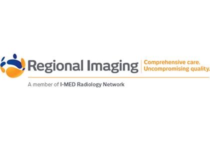 Regional Imaging branding